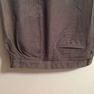 Caribbean Joe Pants - Caribbean Joe designer dress pants size 42-30